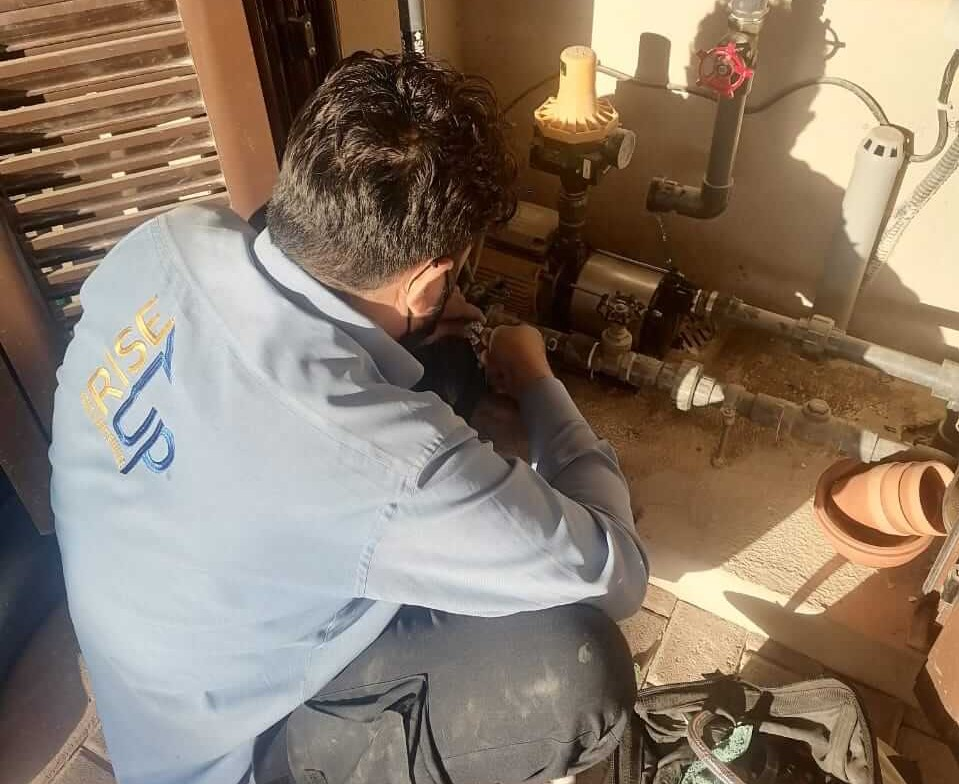 water pump replacement
